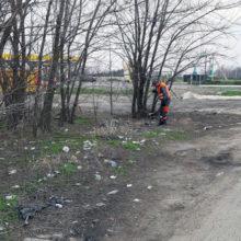 У Службі автодоріг області розповіли, на яких дорогах Черкащини найбільше сміття