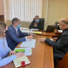 """У Черкаському районі буде відновлено рух маршруту """"Чигирин – Головківка"""""""