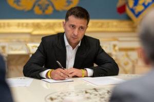 Президент підписав закон про підтримку малого бізнесу і людей у «червоних» зонах