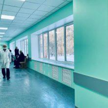 У Смілянській міській лікарні завершують реконструкцію приймально-діагностичного відділення