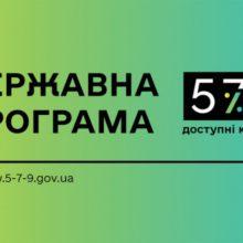 Доступні кредити 5-7-9%: За тиждень 709 кредитних угод на 2,2 млрд грн