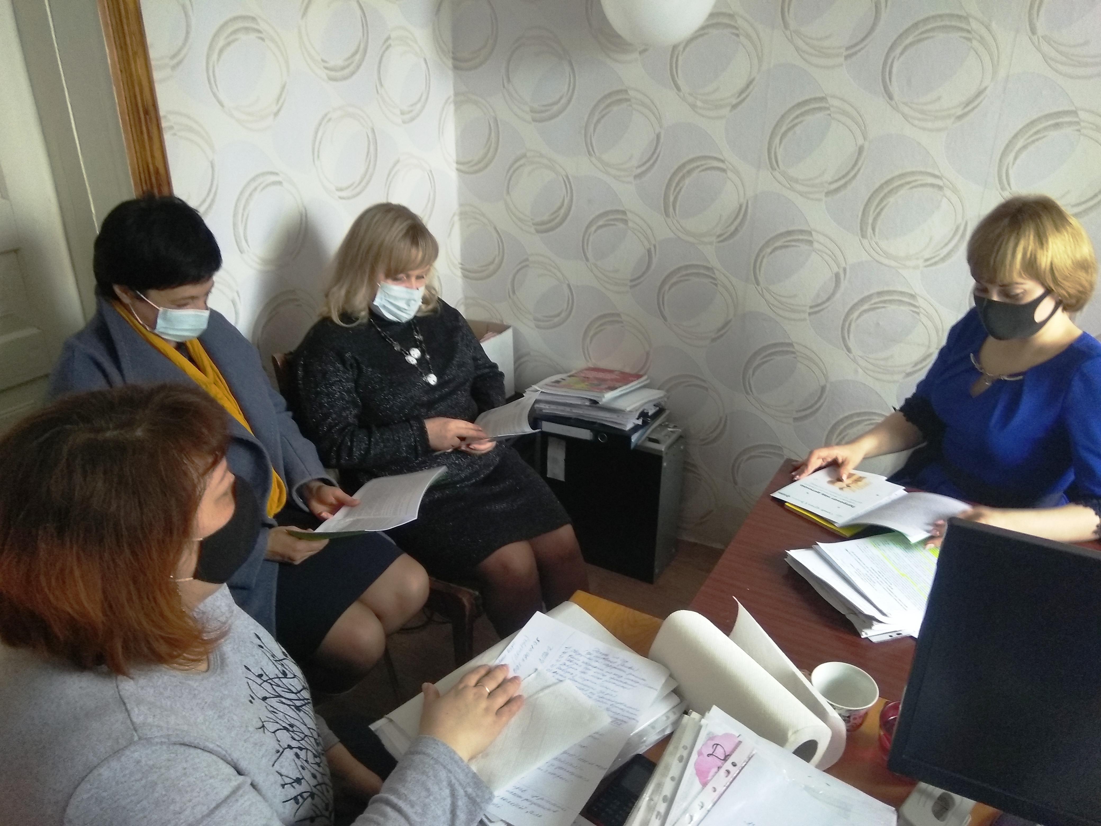 Надано практичну та методичну допомогу Медведівській сільській раді щодо дотримання вимог законодавства стосовно роботи з дітьми
