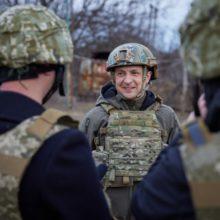 Представники влади повинні підтримувати українських воїнів на передовій – Глава держави