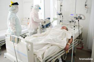 +581 черкащанин захворів на COVID-19 за добу