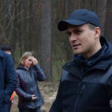 «Greening of the Planet»: Олександр Скічко долучився до всесвітньої акції з висадки дерев