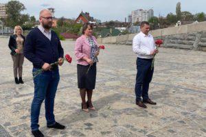 У Черкаському районі вшанували пам'ять жертв Другої світової війни