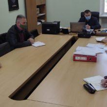 Чергове засідання комісії під головуванням заступника голови Богдана Солошенка