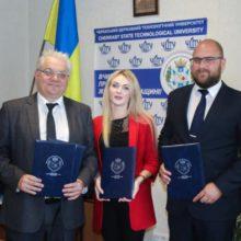 Укладено угоду з ЧДТУ про співробітництво у сфері туризму