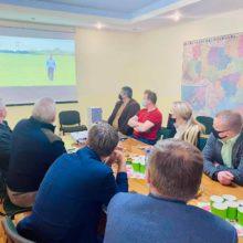 Голова Черкаської РДА відвідала сільськогосподарське підприємство Черкаського району