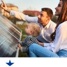 Відновлювані джерела енергії для домогосподарств