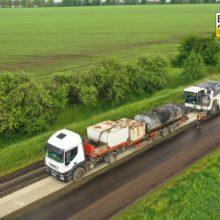 На Черкащині відновлять 75 км дороги Н-01 Київ – Знам'янка (фото, відео)