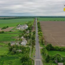 На Тальнівщині минулоріч відремонтували 8 кілометрів Н-16