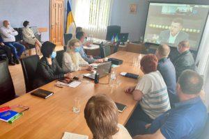 Керівники органів державної влади та органів місцевого самоврядування Черкаського району взяли участь у Конгресі місцевих влад при Президентові України