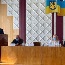 Голова Черкаської РДА зустрілася з керівниками громад району