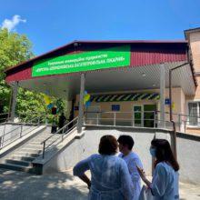 У Корсунській лікарні відкрили відділення екстреної медичної допомоги