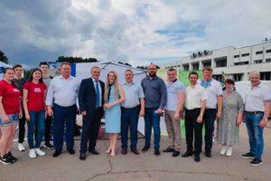 Голова РДА відвідала виставку «AGROSHOW Ukraine 2021»