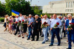 На Черкащині вшанували пам'ять жертв війни в Україні