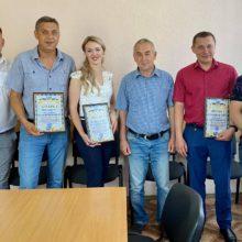 Городищенська громада вдячна голові Черкаської РДА та благодійникам за допомогу у реконструкції містка