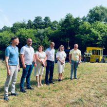 У Степанецькій громаді розпочато розчистку русла річки Росава