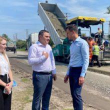 У Руськополянській громаді капітально відремонтували дорогу завдяки програмі  #Великебудівництво