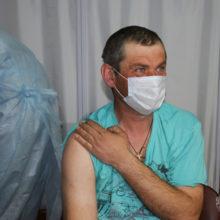 Більше 20 тисяч черкащан вдруге вакцинувалися від коронавірусу