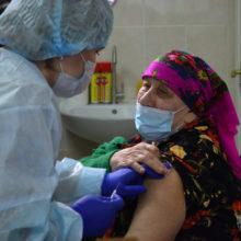 За добу в області вдруге вакцинувалися проти коронавірусу 1600 черкащан