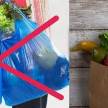 Закон про обмеження обігу пластикових пакетів передбачає штраф до 34 тисяч гривень