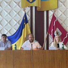 Відбулося засідання сесії Черкаської районної ради