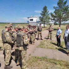 Збірна тероборони області готується до змагань з військової підготовки