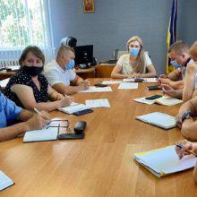 У Черкаській РДА визначили ряд завдань на найближчий період