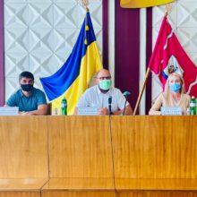 Відбулася позачергова сесія Черкаської районної ради VІІІ скликання
