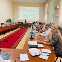 У Києві тривають курси підвищення кваліфікації голів державних адміністрацій з питань воєнної безпеки та оборони держави
