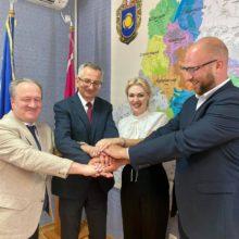 До Черкаського району завітав радник-консул Посольства республіки Польща. ФОТО. ВІДЕО.