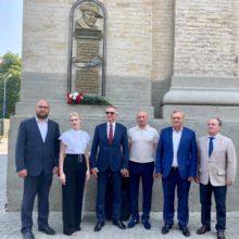 У Черкасах встановлено меморіальну дошку Владиславу Городецькому