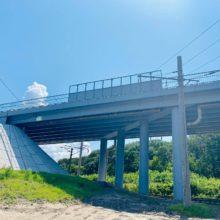 Ремонт Городищенського мосту повністю завершено