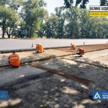 #Велике_будівництво: продовжується ремонт траси Н-16 Золотоноша – Черкаси – Сміла – Умань