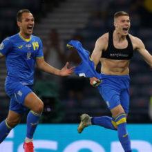Артем Довбик: старт у великий футбол розпочинав у селі Білозір'я
