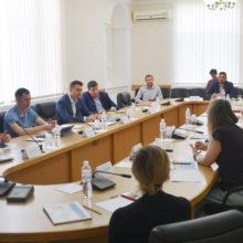 У Черкаській ОДА обговорили підвищення інвестиційної привабливості громад