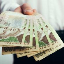 Визначення бази нарахування єдиного внеску при виплаті сум середнього заробітку  за час затримки розрахунку при звільненні найманого працівника,  у тому числі за рішенням суду