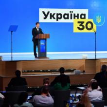 Президент: Формування сильного «зовнішнього фронту» України – завдання кожного нашого дипломата