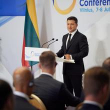 Сильна Україна зробить сильнішим Європейський Союз – Володимир Зеленський на Четвертій Конференції з питань реформ