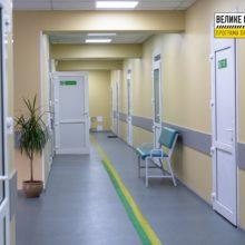 У Черкаському районі  завершили  реконструкцію трьох приймальних відділень лікарень, що виконується за програмою «Велике будівництво»