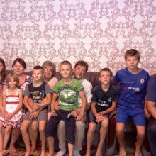 На території Степанецької ТГ подружжя виховує восьмеро дітей