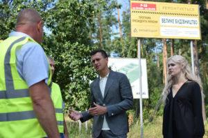 Велике будівництво доріг-2021 на Черкащині вже реалізовано на 65%, – Олександр Скічко