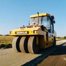 Від Холоднянського до Миколаївки будують дорогу