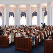 «Сучасна освіта – майбутнє України»: голова Черкаської РДА взяла участь у серпневій конференція педагогічних працівників області.