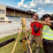 #ВеликеБудівництво спортивної інфраструктури: у Городищі реконструюють стадіон