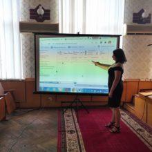В Черкаській РДА відбулося  навчання для держслужбовців