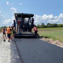 «Один із пріоритетів програми #ВеликеБудівництво – відновлення місцевих автошляхів», – Олександр Скічко