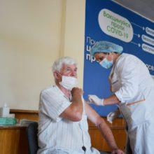 Вакцинація від COVID-19 знижує ризик госпіталізації та тяжкого перебігу хвороби в 15 разів – аналіз МОЗ